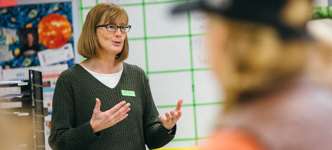 The MSU chapter of Sit With Me encourages women to pursue careers in computing professions.