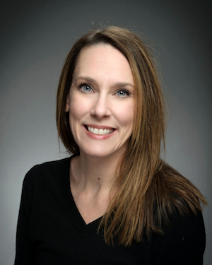 portrait photo of Jennifer Huber
