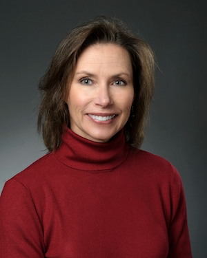 portrait photo of Shelly Shroyer
