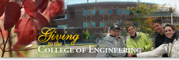 Giving to the College of Engineering